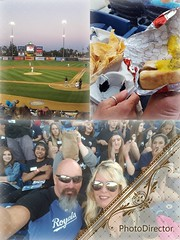 Saturday Night (cjacobs53) Tags: jacobs jacobsusa sher sherry base ball baseball loan mart field loanmart stadium rancho cucamonga racnhocucamonga california san bernardino county sbc hot dog dodger dodgerdog clayton kershaw claytonkershaw los angeles dodgers losangelesdodgers sunglasses