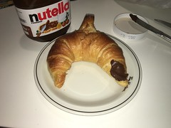 #702 Croissant (Like_the_Grand_Canyon) Tags: food essen breakfast frhstck