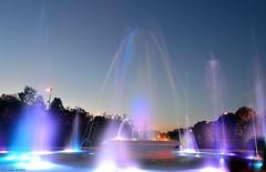 Parque Grande (stl Mrtnz) Tags: agua water eau acqua parque park parco parc zaragoza saragosse saragossa saragozza nikond3100 rockandshow estelamartnez luz light luce lumire color colour couleur colore