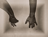 Contradiction (marcus.greco) Tags: conceptual hands surreal contradiction trama vintage selfportrait portrait