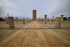 A minaret standing 44 meters (T   J ) Tags: morocco rabat fujifilm xt1 teeje fujinon1024mmf4