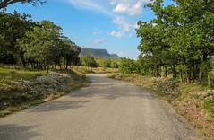 Zicht op Mont Bouquet (Leen Poldervaart) Tags: d115 frankrijk legard montbouquet fietsen landschap seynes vakantie vergezicht fr languedocroussillon