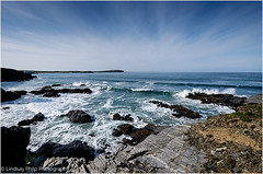 Trevose October (ljmp1) Tags: trevose cornwall sea waves