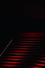 In RED (lorenzoviolone) Tags: d5200 dslr dark fujiastia100f lights nikon nikond5200 red redcarpet reflex romaff11 stairs steps vsco vscofilm auditorium auditoriumparcodellamusica darkness filmfest night streetphoto streetphotocolor streetphotography roma lazio italy