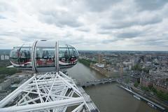 Ojo de Londres - Inglaterra (Francisco Gutierrez Zuiga) Tags: eyeoflondon ojo londres london europa cocacola nikon d7100 cute amazing tamesis bigben abadia sky altura