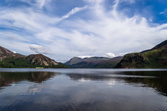 Ennerdale Lake Cumbria - Aug. 2016 (I.T.P.) Tags: ennerdale lake cumbria water mountains sky