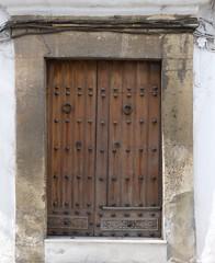 Donderdag Deuren Dag ; Links smaller dan rechts. (NellyvanZwol) Tags: porte tür deur door ronda tdd ddd