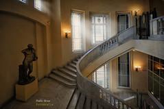(339/16) Crculo de Bellas Artes (Pablo Arias) Tags: pabloarias photoshop nxd texturas arquitectura escaleras cba crculodebellasartes madrid comunidaddemadrid