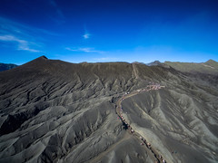 DJI_0011_rev01 (Bugphai ;-)) Tags: volcano indonesia bromo mount cone semeru hiking fog tengger adventure park national travel view climbing sunrise batok attraction trek scenery active eruption east volcanic morning asia crater mt mountain mist mystic smoke sky dawn caldera tourism java peak nature journey landscape