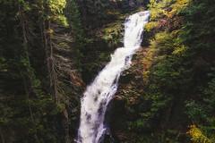 Kamieczyk Falls (Smo_Q - As long as you remember me, I'll never ..) Tags: poland karkonosze szklarskaporba waterfall wodospadkamieczyka autumn