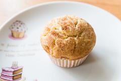 Muffin (Jutta M. Jenning) Tags: kaffee kaffeetafel kuchen nachtisch nachspeise naschen torte essen schlemmen suess muffin muffins blitzmuffins rezept kuchenstueck tortenstueck geniessen genuss