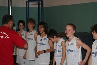 Basket Ultima Giornata 106