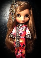 Blythe-a-Day January #23: Chinese New Year: Amalia