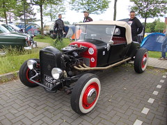Ford Model T Rat Rod (Zappadong) Tags: auto hot classic ford car t model rat automobile voiture coche classics rod oldtimer oldie carshow zeche ewald kustom 2014 youngtimer automobil herten kulture oldtimertreffen zappadong