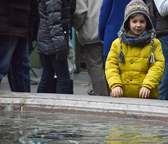2014.11.16 Bryant Park, Holiday Market, NYC, NY (Katie Wilson Photography Adventures) Tags: park christmas city nyc flowers trees winter blackandwhite ny cold fountain beautiful statue metal stone subway photography necklace student ribbons holidays candles pics manhattan pigeon crafts iceskating lightbulbs statues ivy carousel jewelry mums gifts photographs ornaments copper chandeliers empirestatebuilding lamps marble citystreets fountains poinsettias bp bryant decor bryantpark stalls crowded practicing singage parkbenches holidaymarket manualmodefrustrated
