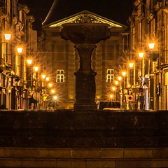 Nocturne (Daniel Stillen) Tags: france mill night chair ardennes muse fontaine nuit nocturne charlevillemzires arthurrimbaud