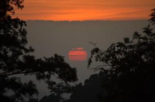 Sunrise at my door ( Explore #1 - 05.12.2014 )