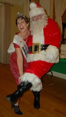 Santa Gets a Lift from Maria Walsh