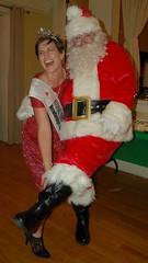 Santa Gets a Lift from Maria Walsh