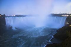 Niagara Falls (Shaun Jones LA) Tags: longexposure ontario canada night landscape niagarafalls landscapes waterfall waterfalls