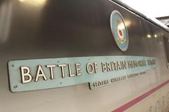 'Battle Of Britain Memorial Flight' (91110) - IMG_1141 (87019Chris) Tags: eos coast focus memorial britain name hurricane flight leeds trains battle east cannon lancaster spitfire dakota electra of 100d 91110