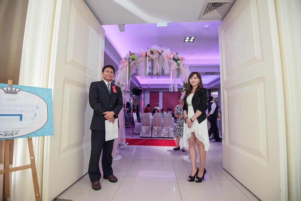 台南商務會館 婚攝0049
