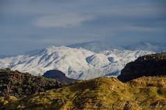 Desert Snow [Explored] (Arizphotodude) Tags: arizona snow mountains nature landscapes nikon desert 2015 d7000 arizonapassages
