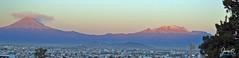 Horizonte volcnico. (JoseR RP) Tags: vista don puebla popocatepetl volcanes goyo iztaccihuatl joser poblana rovirola