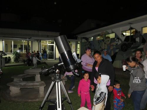 Astronomía en Jack's