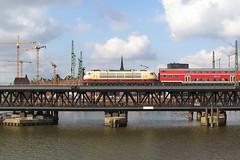 IMG_3981 (Lumixfan68) Tags: eisenbahn db bahn 103 deutsche züge historisch loks baureihe elektroloks sechsachser