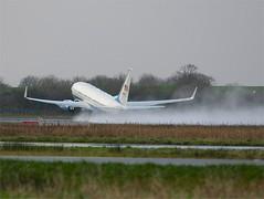 United States Air Force                          Boeing C40B (B737)                       01-0040 (Flame1958) Tags: shannon boeing usaf 737 b737 unitedstatesairforce c40 boeing737 snn shannonairport einn c40b 010040 boeingc40 usafc40