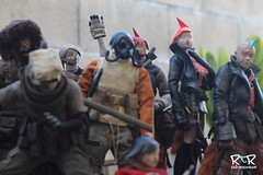 2014 The Year of the Tomorrow King (radtoyreview) Tags: toys 3a actionfigures 16th rare collectibles ashleywood popbot toycollectors threea tomorrowking tomorrowqueen