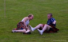 Scottish Backhold Wrestlers (FotoFling Scotland) Tags: 2002stirling michaelphillips scottishwrestlingbond wrestling hold kilt kilted male