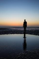Gormleys Men (juliereynoldsphotography) Tags: sunset crosby juliereynolds gormleysmen juliereynoldsphotographycouk