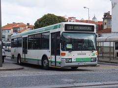 Espirito Santo 249 Porto (Guy Arab UF) Tags: parque bus portugal buses camelias mercedes benz porto dos das santo espirito 249 estacao autocarro o405 autocarros 6093hg