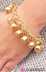 5th Avenue Gold Bracelet K2 P9320-3