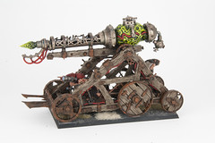 Skaven, Warp Lightning Cannon (revolution8) Tags: warp fantasy cannon warhammer lightning wlc skaven whfb