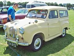 407 Austin A35 Countryman (1958) (robertknight16) Tags: austin 1950s british 1960s bmc enfield a30 a35 countryman 104byd