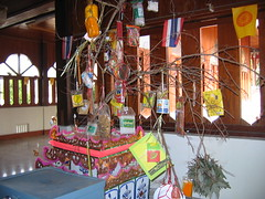 Modern Day Offerings to Buddha