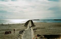 Hvide Sande (Turikan) Tags: sea beach denmark sand mju olympus 200 northern dänemark rossmann
