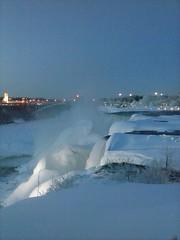 Winter Wonder Land in Niagara Falls (William Wilson loves Belinda) Tags: snow ice nature water niagarafalls niagara waterfalls frozenniagarafalls