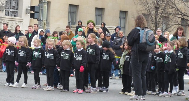Happy Saint Patricks Day with the Culkin School of Traditional Irish Dance