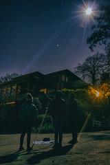 Sintiendo espaciales (Volvtil) Tags: outdoor skynight cajondelmaipo