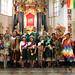 2017.07.19 Boliwijczycy z diecezji Oruro w Bazylice