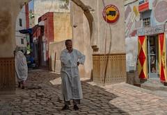 En una calle de Marruecos (Angeles h) Tags: marroc fes