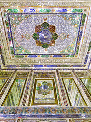 mirrored art (somivatan) Tags: travelling art history architecture flickr iran culture shiraz canonphotography qavamhouse mirroredart