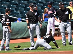 BrettLawrie doggie (jkstrapme 2) Tags: baseball jock tight butt ass
