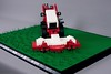 belos_30 (pehter aka ibbe) Tags: tractor lego gravely mocs lawnmover belos
