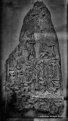 Victory Stele of Naram-Sin (Armin Hage) Tags: victorysteleofnaramsin stele naramsin akkadian susa iran ancientiran mesopotamia inscription akkadianempire relief louvre museedulouvre paris france arminhage