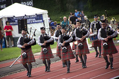 2016-07-16 Enter the Pipers! (Mary Wardell) Tags: music oregon portland march bagpipes kilts highlandgames pipeband 60d